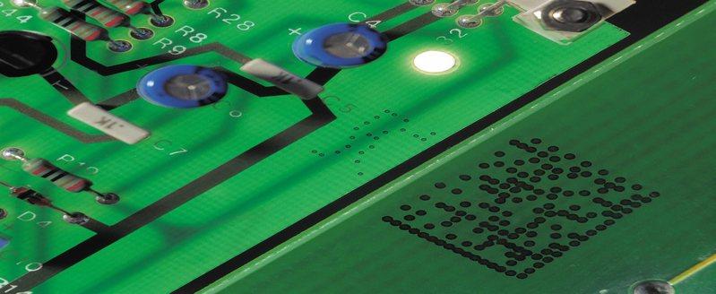 Trazabilidad de componentes electrónicos