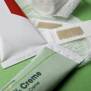 Codificación en tubos flexibles para cosméticos
