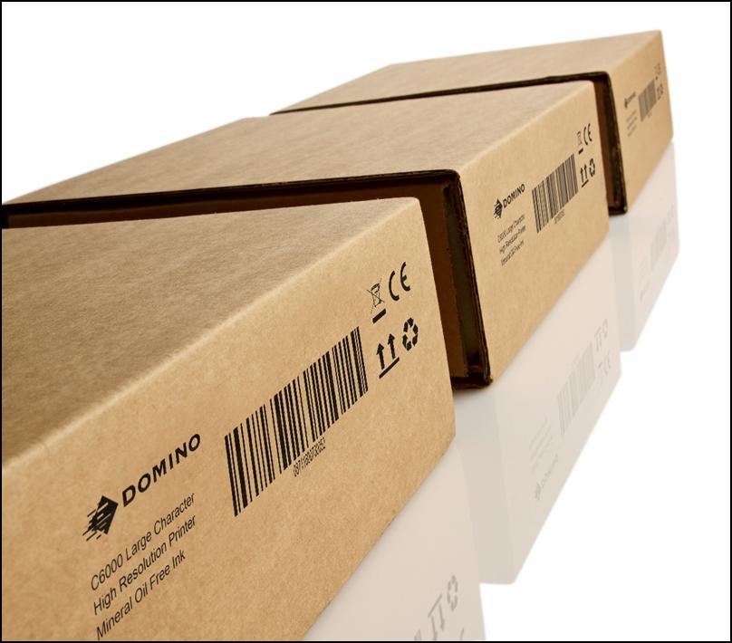 impresoras para cajas de cartón domino printing