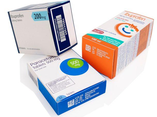 Pharma codes - Laser